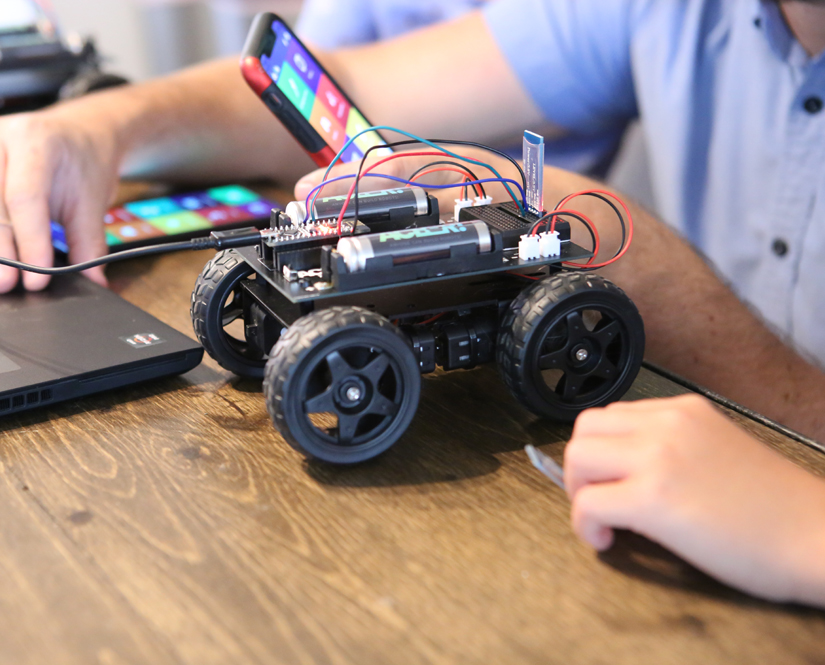 Robotics Workshop for Kids!